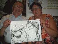 Caricature Artists Liverpool Area